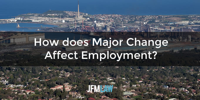 How does Major Change Affect Employment?