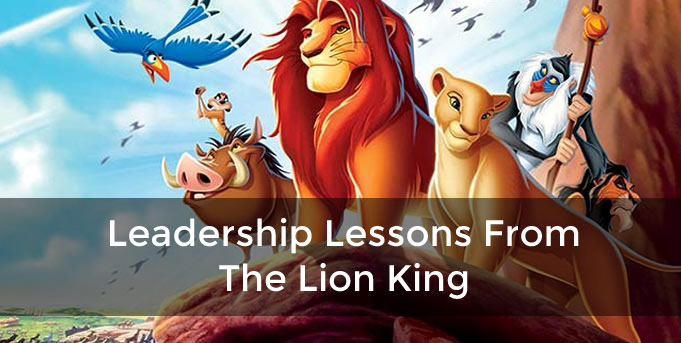 Workplace Leadership Lessons From The Lion King