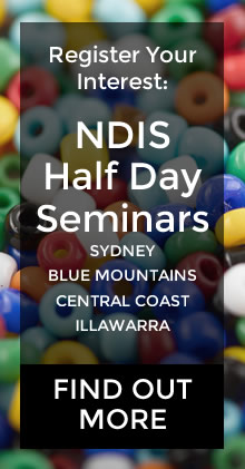 Disability Services Seminar - Sydney