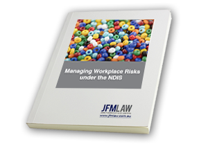 Managing Workplace Risks Under The NDIS